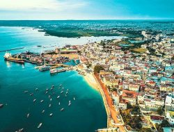 Where to go in Africa in April?