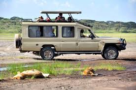How do we get around in East Africa?