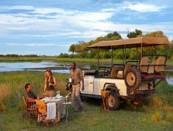 Safety tips for travellers in Botswana