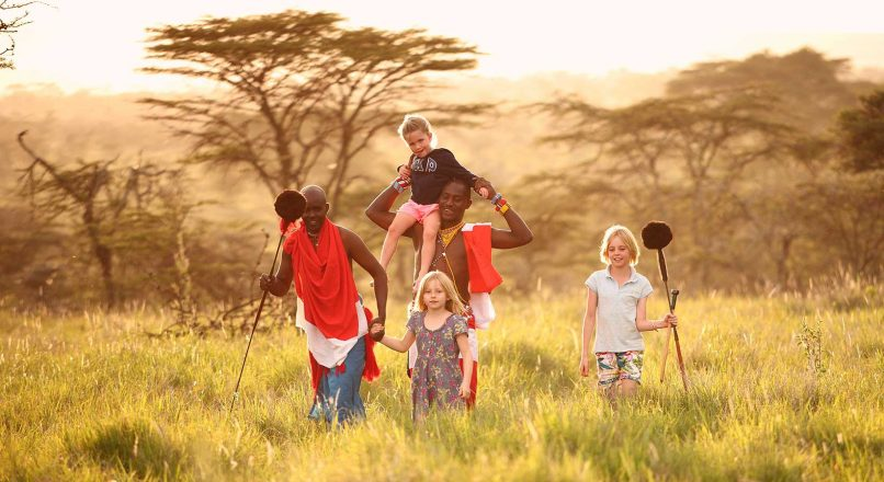 Kenya Family Holidays Safaris