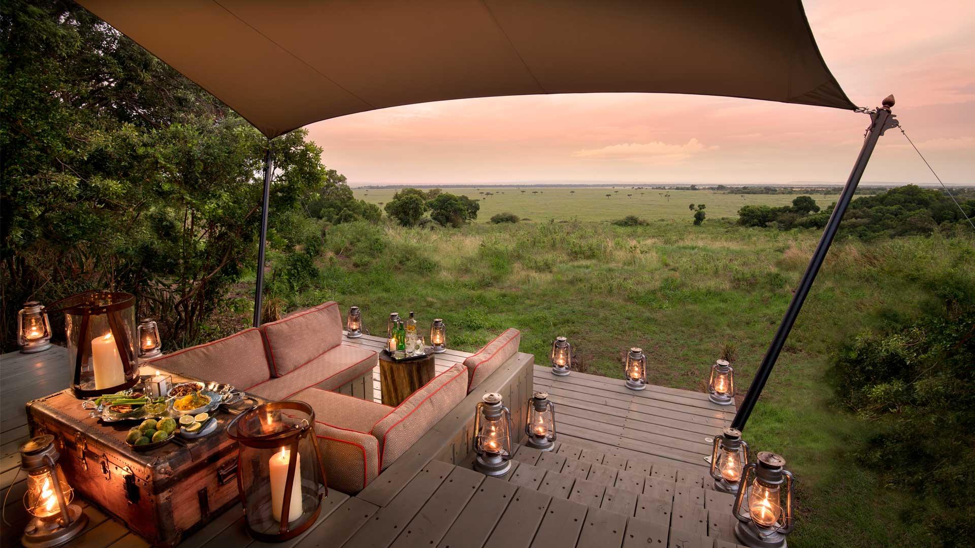 Maasai Mara Hotels in Kenya