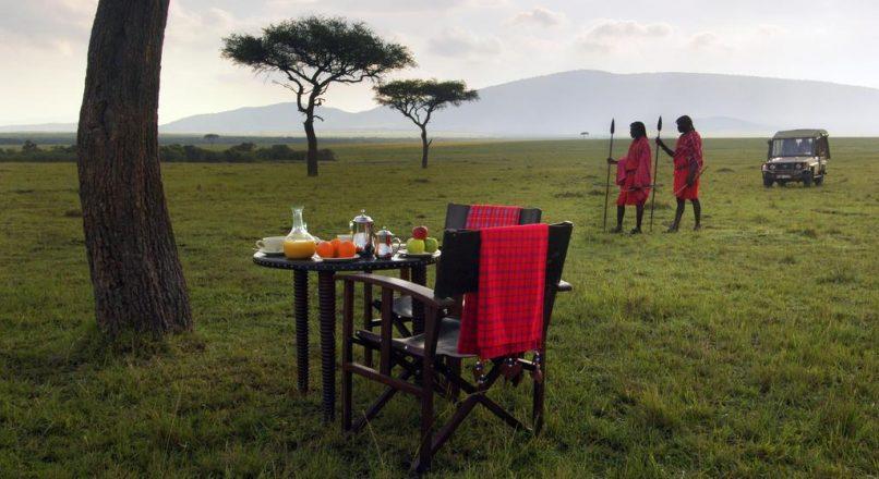 3-Day Mara Flying Luxury Safari